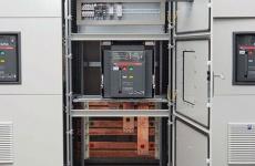 Электрощитовая на ток 5000А